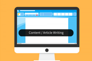 Content / Article Writing