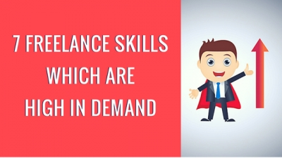 7 Freelance Skills Which Are High In Demand