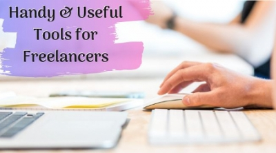 Handy & Useful Tools for Freelancers